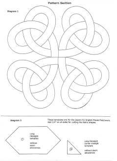 Instructions for making Maria's quilt 009