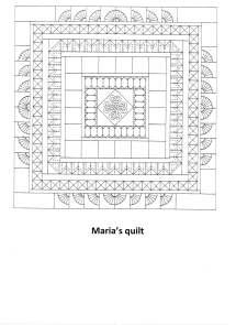 Maria's quilt
