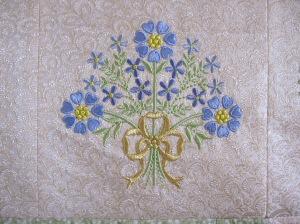 Pauline's quilt 2