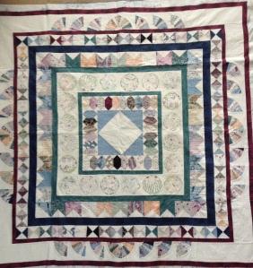 Kath's quilt 1