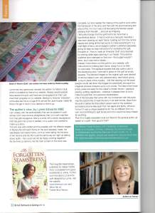 Patchwork & Quilting article  003