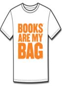 Books are my bag pic